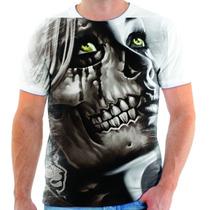 Camiseta Og Abel Caveira Mulher Chorando Sweg Hip Hop 17