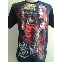 Camisa Camiseta King Bone Swag Chicano Lowrider Gangster