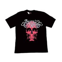 Bullet For My Valentine Lindíssima Camiseta Da Banda Galesa!