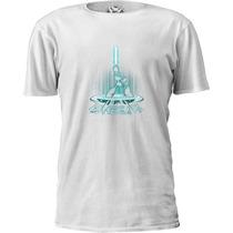 Camiseta Megaman Tron