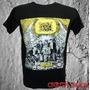 Camiseta Banda Rock Metal Thrash Punk Camisa Napalm Death