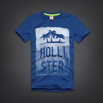 Camiseta Hollister E Abercrombie Masculina 100% Originais