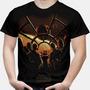 Camiseta Millenium Falcon Camisa Masculina Estampa Hd