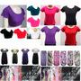Kit Revenda Moda Evangélica Feminina 12 Un Top Vestido Saia