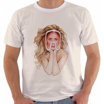 Camiseta Lady Gaga 3