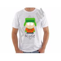 Camisa Camiseta South Park Kyle