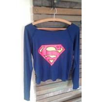 Blusa Do Superman
