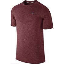 Camisa Nike Dri-fit Knit Ss Running Corrida De 169,90 Por