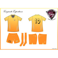 Conjunto Esportivo - Fardamento - Uniforme Esportivo