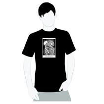 Camisa 100% Algodão- Caveira L Amoureux - Amor - Love - Obm