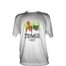 Camisetas Zumba Kocopelly Estamparia