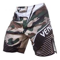 Bermuda Venum Camuflada Hero Fight -ufc-mma- Lancamento