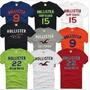Camisetas Hollister,abercrombie,aeropostale Originais