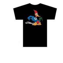 Camiseta Infantil Desenho Pica Pau