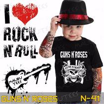 Camisetas Guns N