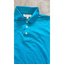 Camiseta Gola Polo Ellus (tamanho M)