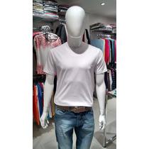 Camiseta Basica Hering Manga Curta 022b (world) - Gola V