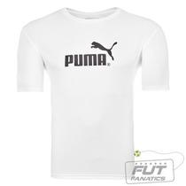Camiseta Puma Large Logo Pa Branca - Futfanatics