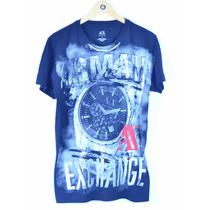 Camisa Camiseta Masculina Armani Exchange Atacado Lançamento