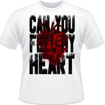 Camiseta Can You Feel My Heart Bring Me The Horizon Camisa
