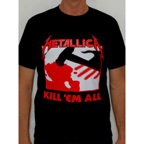 Camiseta Metallica - Kill Em All