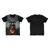 Camiseta, Camiseta Motoqueiro Fantasma