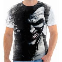 Camiseta, Camisa Batman Vs Coringa 15
