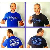 Camisa Camiseta Blusa Calça Bermuda Luta Mma Cigano Nike