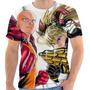 Camiseta Camisa Masculina Anime Otaku - One Punch Man 14