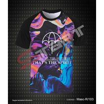Camiseta Raglan Bmth Bring Me The Horizon