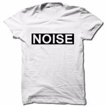 Camiseta Noise Rap Hip Hop Fúria Camisa Masculina Lançamento
