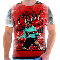 Camiseta Do Rogerio Ceni - São Paulo Futebol Clube 2