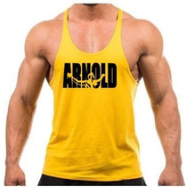 Combo 11 Regatas Musculação Cavada Animal Arnold Golds Gym