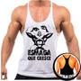 Regata Cavada Academia Fitness Musculação Malhação Fitness