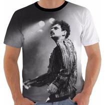 Camisa Camiseta Babylook Regat Legião Urbana Renato Russo 11
