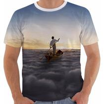 Camisa Camiseta Pink Floyd Endless River David Gilmour Color