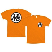 Camiseta Infantil Dragon Ball Z Dbg Goku Herois Camisa Lua
