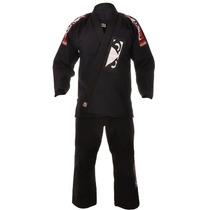Kimono Bad Boy Pro Serie Preto Todos Os Tamanhos Frete R$10
