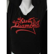 Blusinha Ombro Caído - King Diamond - Profanus
