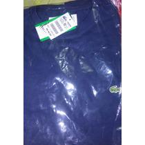 Camiseta Lacoste Gola Careca.