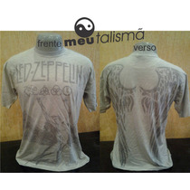 Camiseta Ou Baby Look Rock And Roll - Led Zeppelin