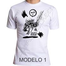 Camiseta Banda Nação Zumbi