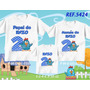 Camisetas Galinha Pintadinha Aniversario Kit Com 3 Peças