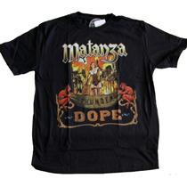 Camiseta Matanza Thunder Dope Stamp