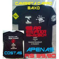 Camiseta Carros Rebaixados, Fixa, Keep Calm