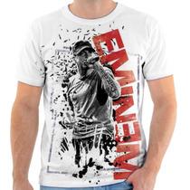 Camiseta Camisa Cantor Ator Eminem Rapper Rap Swag Hip Hop 4
