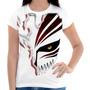 Camiseta Camisa Feminina Anime Otaku - Bleach 04