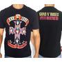 Camiseta De Banda - Guns N