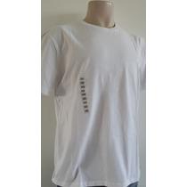 Camiseta Hering Conton Ref 4czy Kit Com Duas Preta, Branca