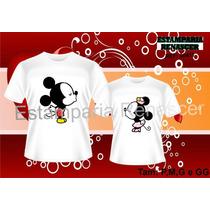 Kit 2 Camisetas Namorados, Camisas Casal Apaixonado,amor,